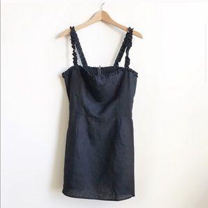 Reformation Dresses - NWT Reformation Janie Linen Mini Dress